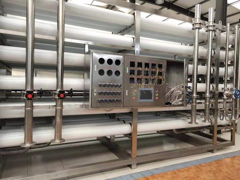 120吨反渗透净水设备